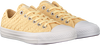 Gele CONVERSE Sneakers CHUCK TAYLOR OX  - small