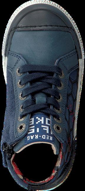 Blauwe RED RAG Sneakers 15467  - large
