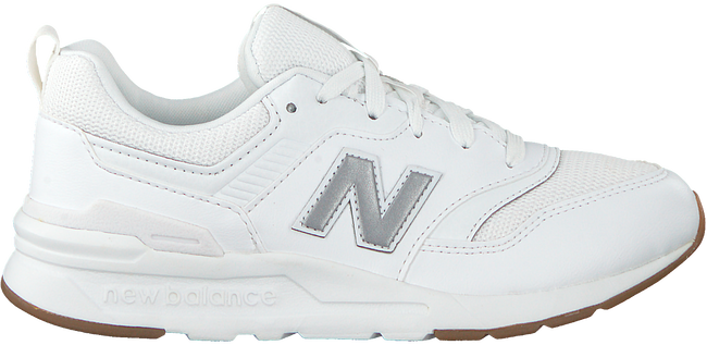 Witte NEW BALANCE Sneakers PR997 M  - large