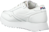 Witte FILA Sneakers ORBIT ZEPPA L WMN  - small