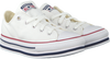Witte CONVERSE Lage sneakers CHUCK TAYLOR ALL STAR PLATFORM  - small