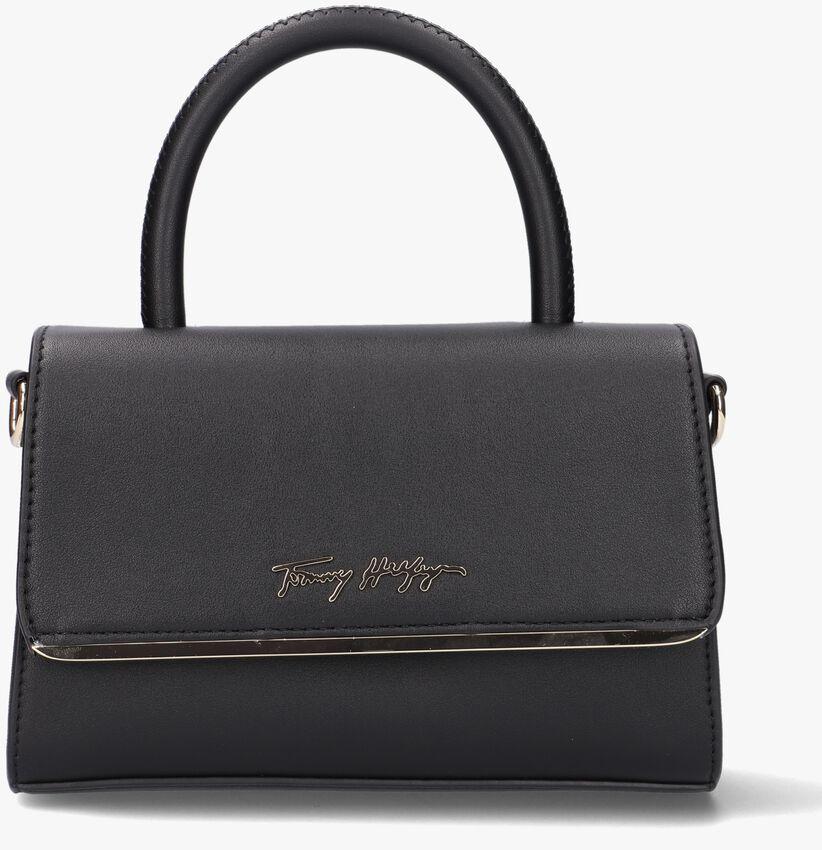 Zwarte TOMMY HILFIGER Handtas MODERN BAR BAG STRAP  - larger