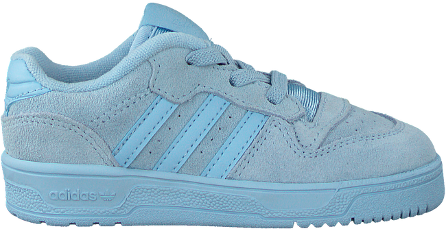 Blauwe ADIDAS Sneakers RIVALRY LOW I  - large