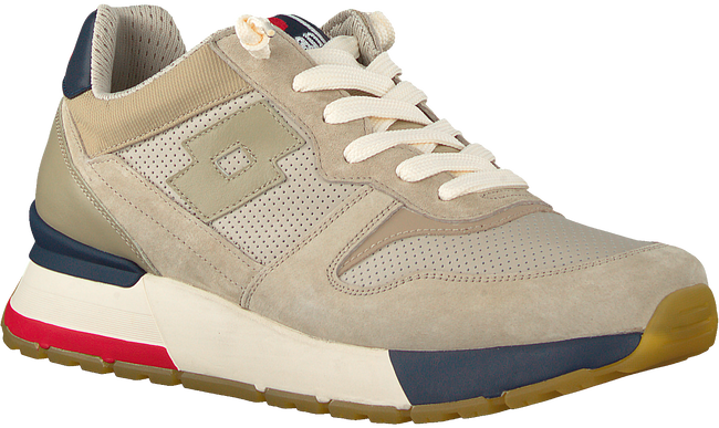Beige LOTTO LEGGENDA Lage sneakers TOKYO GINZA  - large