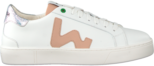 Witte WOMSH Lage sneakers SNIK WMN - large