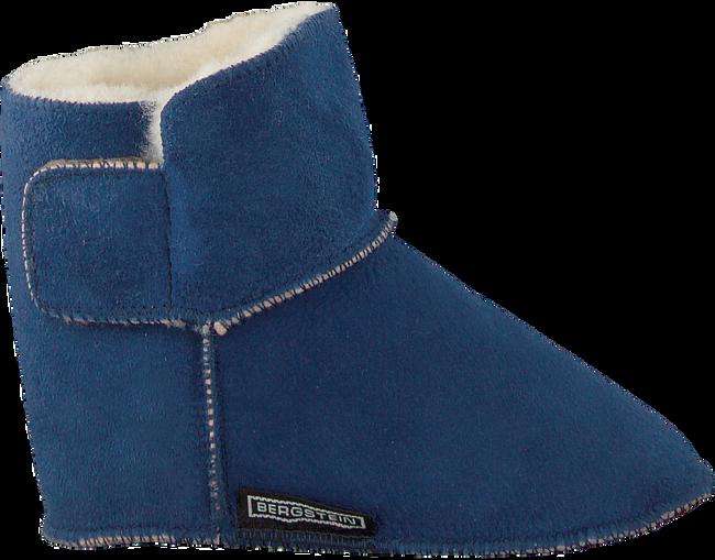 Blauwe BERGSTEIN Babyschoenen TEDDY - large