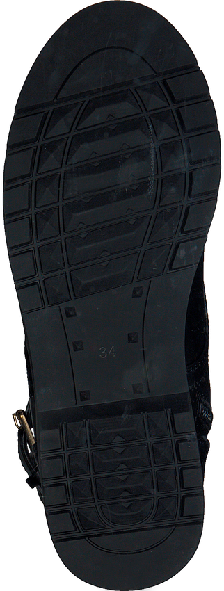 Zwarte NIK & NIK Veterboots BRYNN BOOTS  - larger