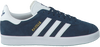 Blauwe ADIDAS Sneakers GAZELLE DAMES  - small