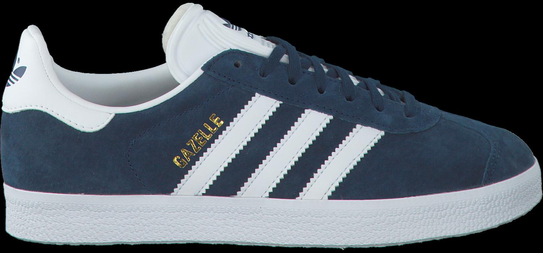 79810e006f4 Blauwe ADIDAS Sneakers GAZELLE DAMES - Omoda.nl