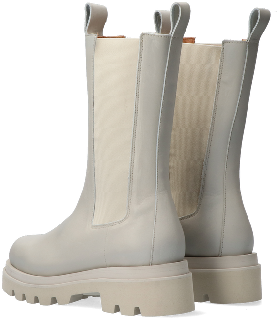 Witte TORAL Chelsea boots TL-12577  - large