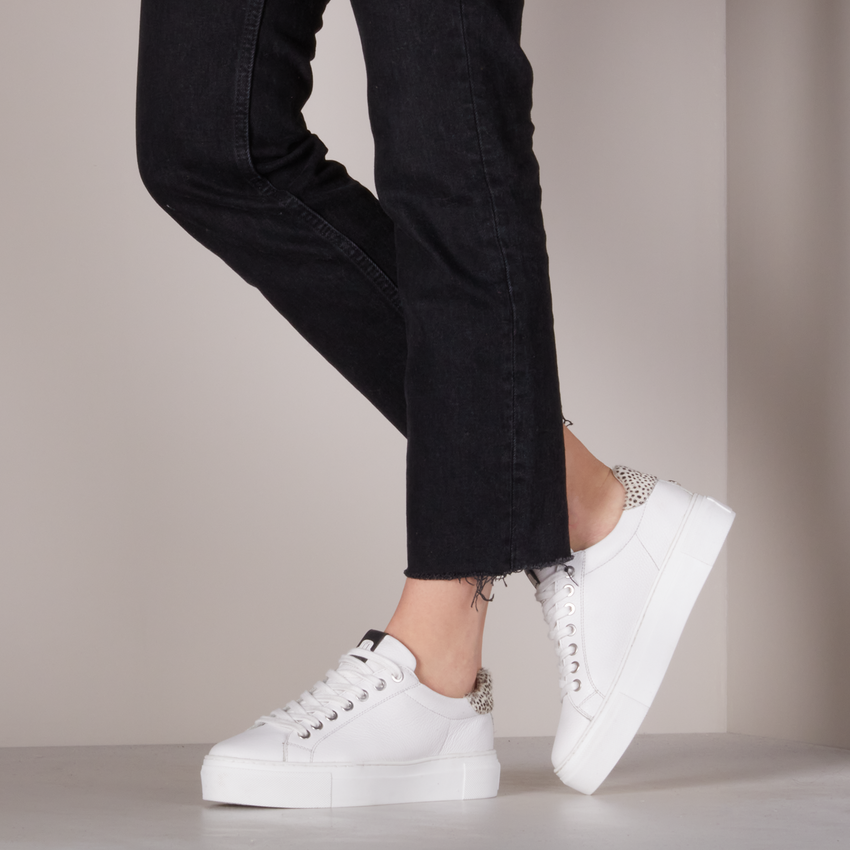 Witte MARUTI Lage sneakers TED  - larger