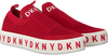 Rode DKNY Slip-on sneakers  BREA SLIP ON  - small