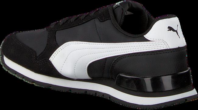 Zwarte PUMA Sneakers ST RUNNER V2 NL JR - large