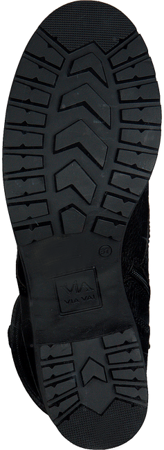 Zwarte VIA VAI Veterboots 4905078  - large