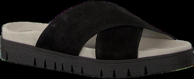 Zwarte GABOR Slippers 741 - large