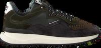 Groene FLORIS VAN BOMMEL Lage sneakers 16339  - medium