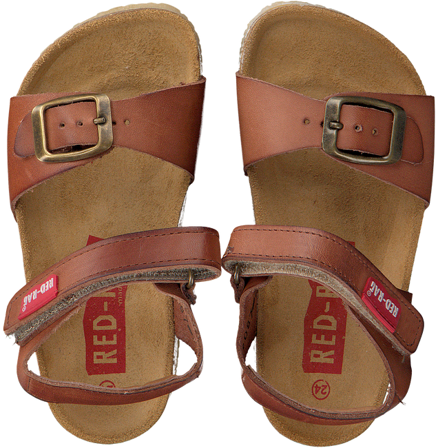 Cognac RED RAG Sandalen 19087 - large