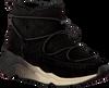Zwarte ASH Sneakers MITSOUKO  - small