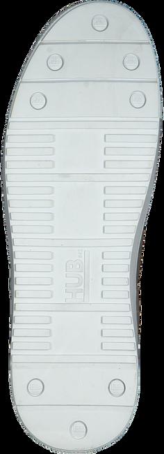 Grijze HUB Veterboots M3108L47-L01-005 MURRAYFIELD - large