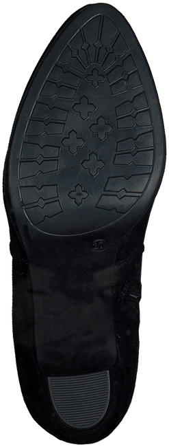 Zwarte OMODA Overknee laarzen K782  - large