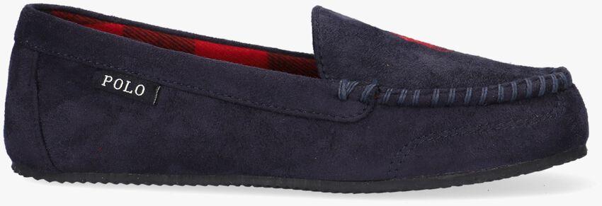 Blauwe POLO RALPH LAUREN Pantoffels W DEZI K  - larger