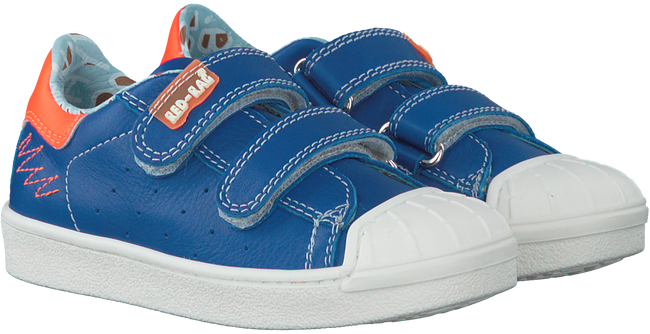Blauwe RED-RAG Sneakers 15385  - large