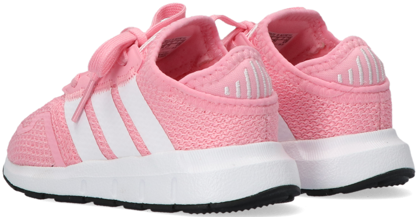 Roze ADIDAS Lage sneakers SWIFT RUN X I  - larger