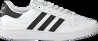 Witte ADIDAS Lage sneakers TEAM COURT M  - medium