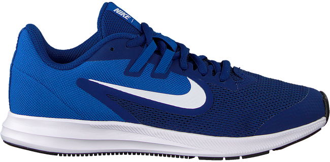 Blauwe NIKE Sneakers DOWNSHIFTER 9 (GS)  - large