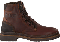 Cognac GAASTRA Veterboots TRAVIS HIGH  - medium
