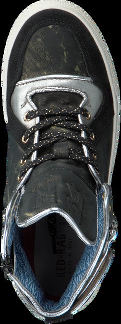 Zwarte RED RAG Sneakers 15306  - large