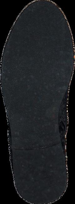 Zwarte BRAQEEZ Veterboots PEGGY PLEUN  - large