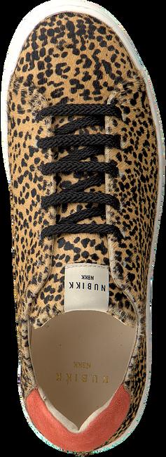 Bruine NUBIKK Sneakers YEYE NINTU - large