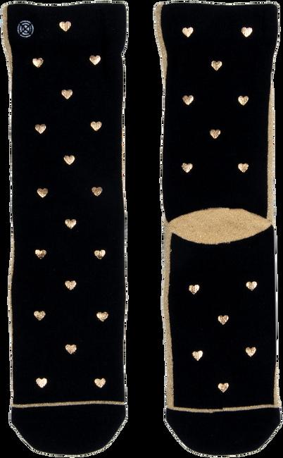 Zwarte XPOOOS Sokken MY LOVE  - large