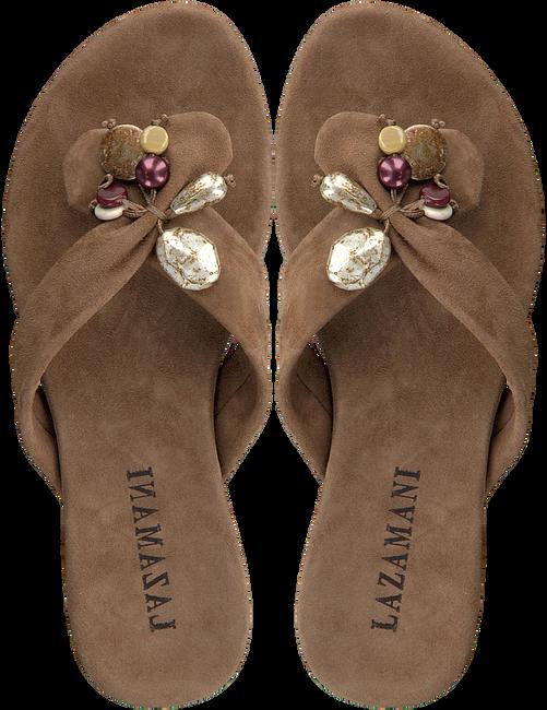 Bruine LAZAMANI Slippers 75.573  - large