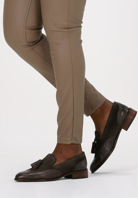 Taupe PERTINI Loafers 25538  - large