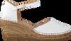 Witte FRED DE LA BRETONIERE Espadrilles 153010117  - small