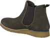 Groene GREVE Chelsea boots MS2861  - small