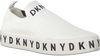 Witte DKNY Slip-on sneakers  BREA SLIP ON  - small