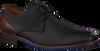Zwarte VAN LIER Nette schoenen 1915314  - small