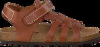 Bruine CLIC! Sandalen ARGOS - medium