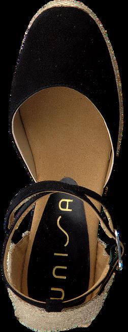 Zwarte UNISA Espadrilles CAUDE  - large