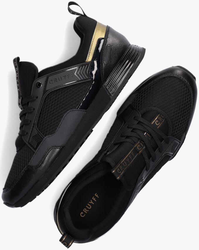 Zwarte CRUYFF Lage sneakers MAXI  - larger