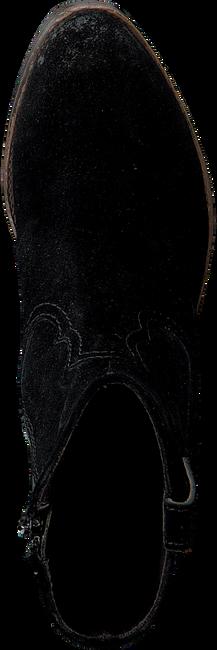 Zwarte VIA VAI Enkellaarsjes 4701116  - large