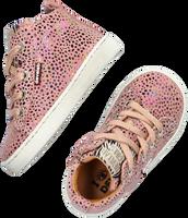 Roze DEVELAB Hoge sneaker 41602  - medium