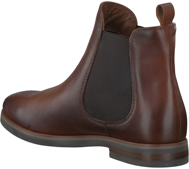 Cognac OMODA Chelsea boots 54A-005  - large