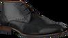 Zwarte VAN LIER Nette schoenen 1959123  - small