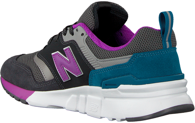 Grijze NEW BALANCE Sneakers CW997  - large