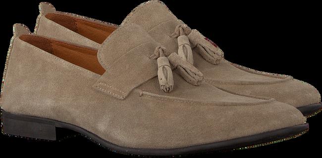 Beige MAZZELTOV Loafers 5134  - large