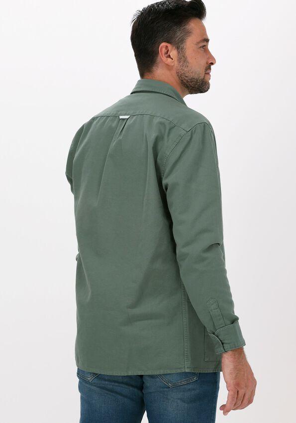 Groene FORÉT Overshirt SHARK SHIRT - larger